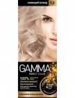 Крем-краска GAMMA PERFECT COLOR тон 9.0 Cияющий блонд в компл. с окислит. кр. 9%   48 г.