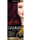 Крем-краска GAMMA PERFECT COLOR тон 6.5 Cочный гранат 48 г.